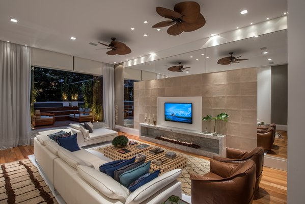 Living / Home theater / Painéis TV
